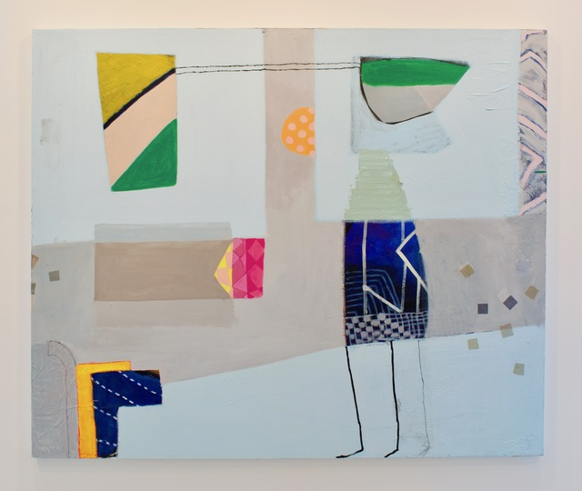 , 'Separate Ways,' 2018, MARQUEE PROJECTS
