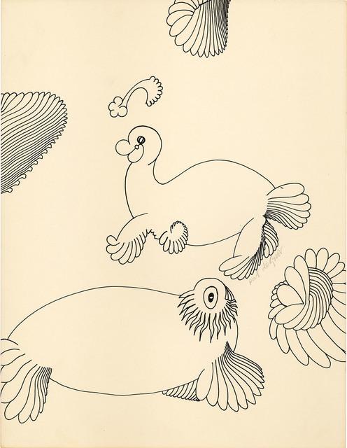 , 'untitled (PdG014),' 1960, Albert Merola Gallery