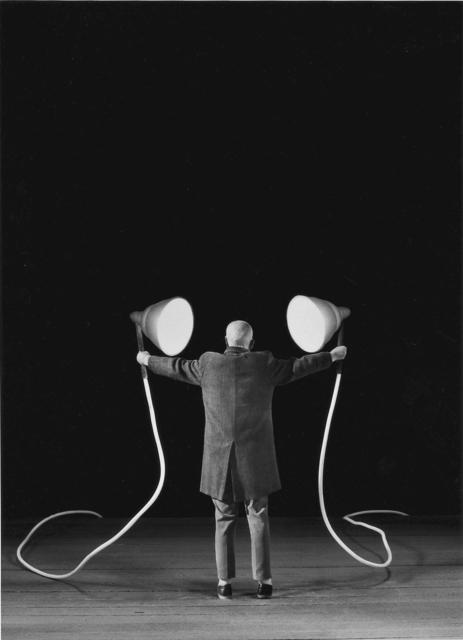 Gilbert Garcin, 'Le regard des autres - The scrutiny of others', 2001, Photography, Gelatin silver print, Stephen Bulger Gallery