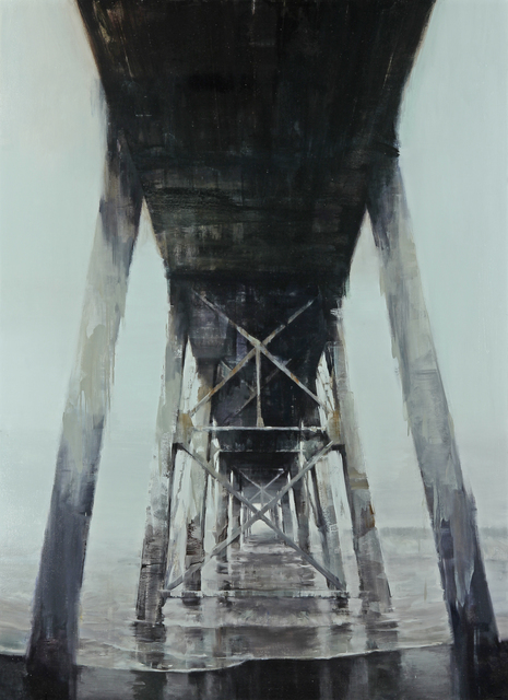 , 'Under a Pier,' 2013, Hespe Gallery