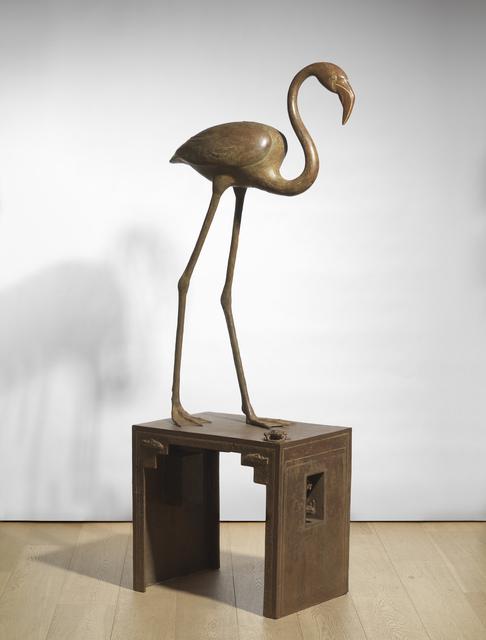 , 'Grande Fenicottero (Large Flamingo),' 2016, Sladmore