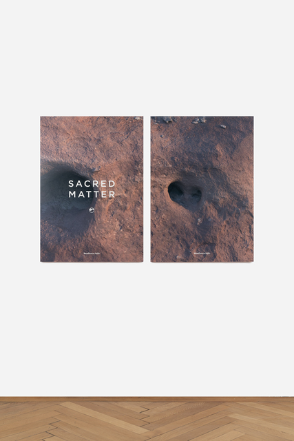 , 'Sacred Matter A, B (Campaign Summer 2019),' 2019, Société