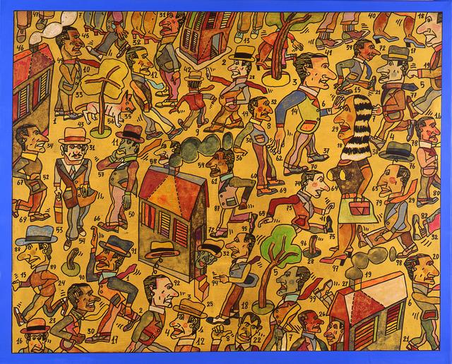 , 'Un Día de Viento,' 2007, Opera Gallery