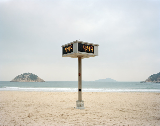 Stefano Cerio, 'Shek O Beach, Hong Kong', 2015, Photography, Archival pigment print on fine arts paper, Studio Trisorio