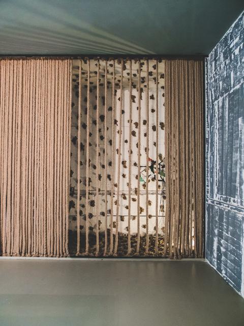 , 'Desire of Emptiness Longing for Subjectivity,' 2016, Miranda Kuo Gallery