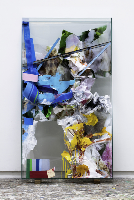 , 'LUSH,' 2017, Luis De Jesus Los Angeles