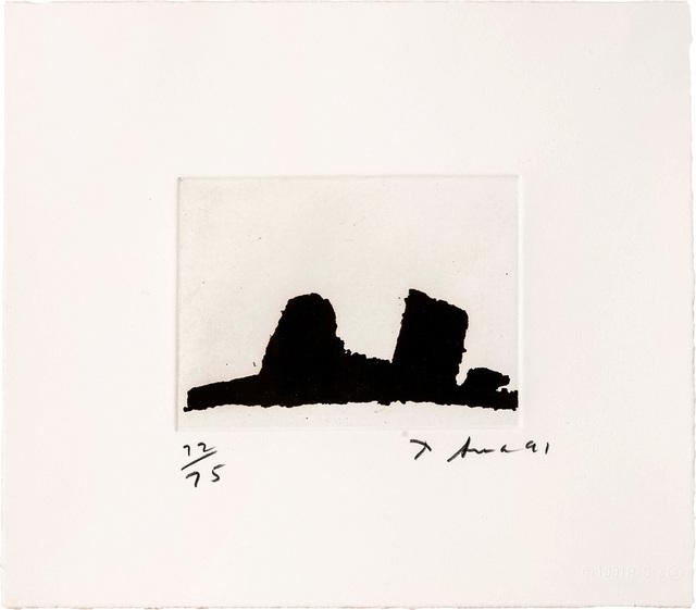 , 'Videy Afangar #2 (from Videy Afangar Series),' 1991, Cerbera Gallery