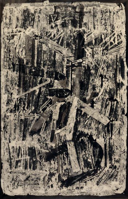 , 'Arrachage,' 1961, Demisch Danant
