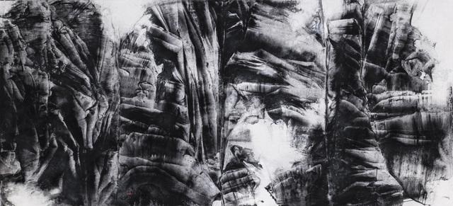 , 'Silent Cliff,' 2016, Galerie Huit