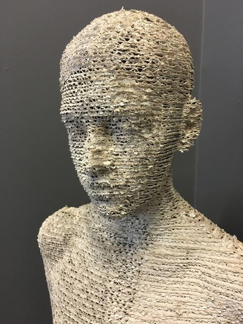 , 'Laurenz (detail),' 2016, C.A.M Galeri