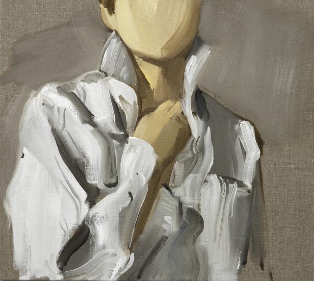 , 'White Shirt,' 2018, Hosfelt Gallery
