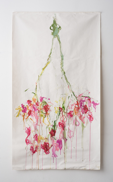 , 'Dancing Flowers ,' 2016, Triangle Art Space
