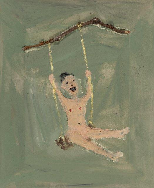 Nicolas Africano, 'Nude Boy', Heritage Auctions