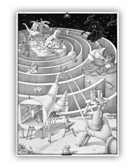 , 'Time Machine,' 2013, Underdogs Gallery