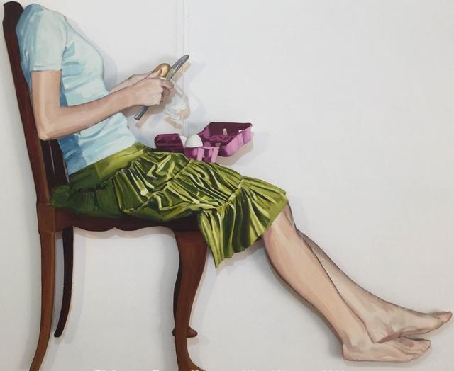 , 'Blefuscu,' 2011, Rebecca Hossack Art Gallery