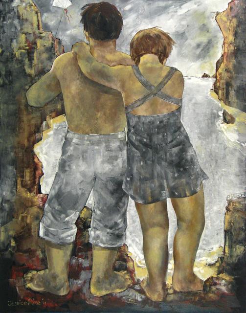 , 'Kite Flight,' , Merritt Gallery