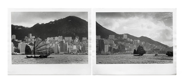 , 'Hong Kong Island under the Victoria Peak,' 1960s, Blindspot Gallery