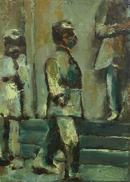 , 'The Colonel,' 2013-2014, Gallery NAGA