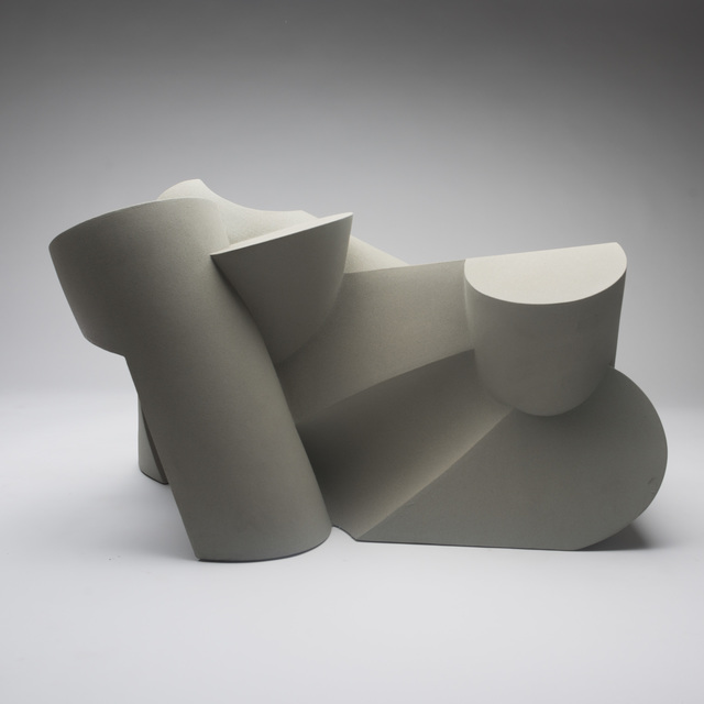 Anne Currier, 'Abstract', 1990, Sculpture, Ceramic, Hieronymus