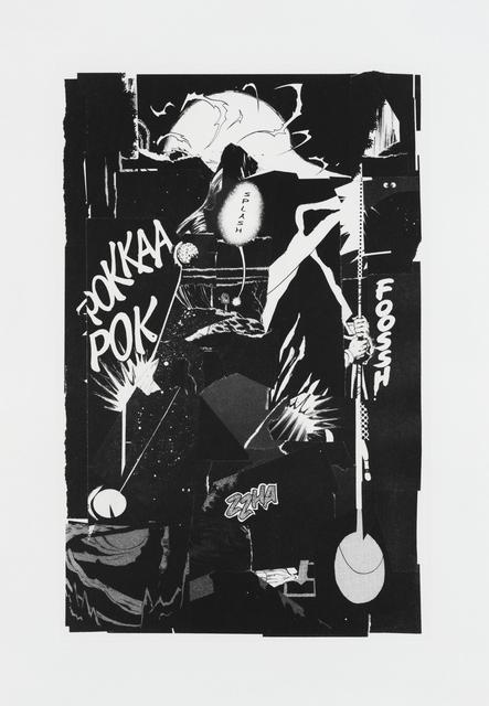 , 'Pokkaa Pok,' 2011, Sims Reed Gallery