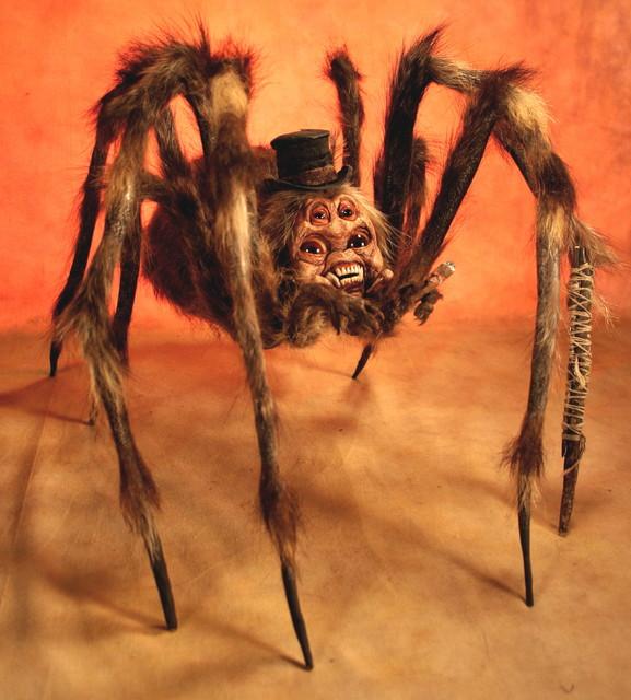 Thomas Kuebler, 'Handsy the Hobo Spider', 2017, IX Gallery