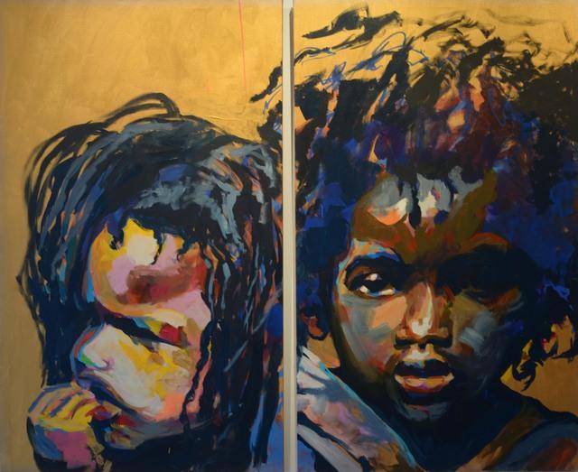 , 'Children of Move,' 2016, Richard Beavers Gallery