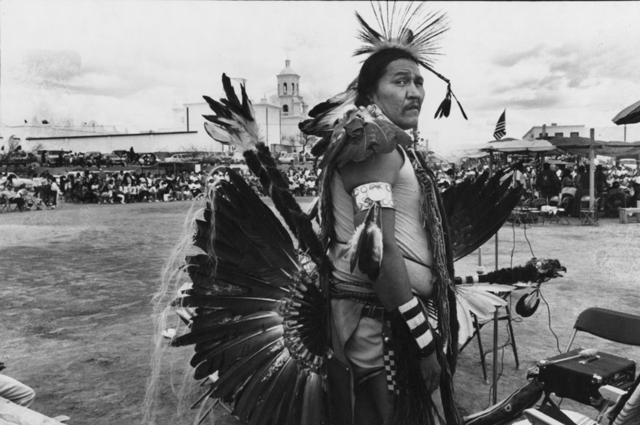 , 'Indians in Kansas,' 1987, Be-hold