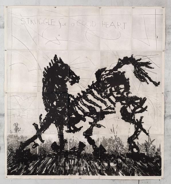 , 'Skeletal Horse,' 2017, Goodman Gallery