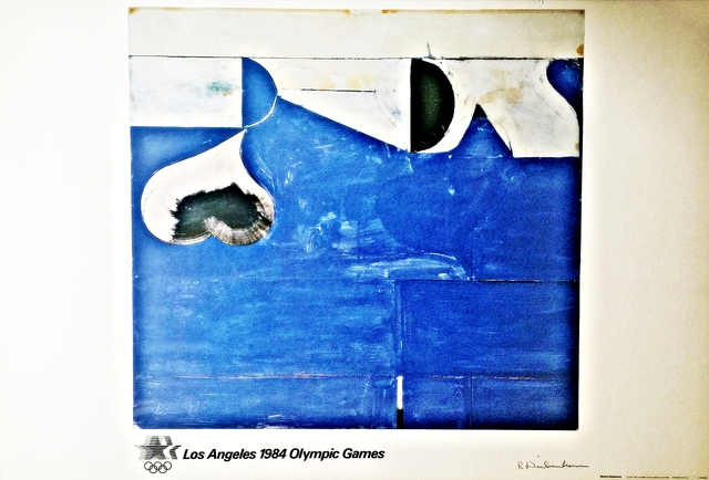 , 'Los Angeles 1984 Olympic Games (SIGNED),' 1984, Alpha 137 Gallery