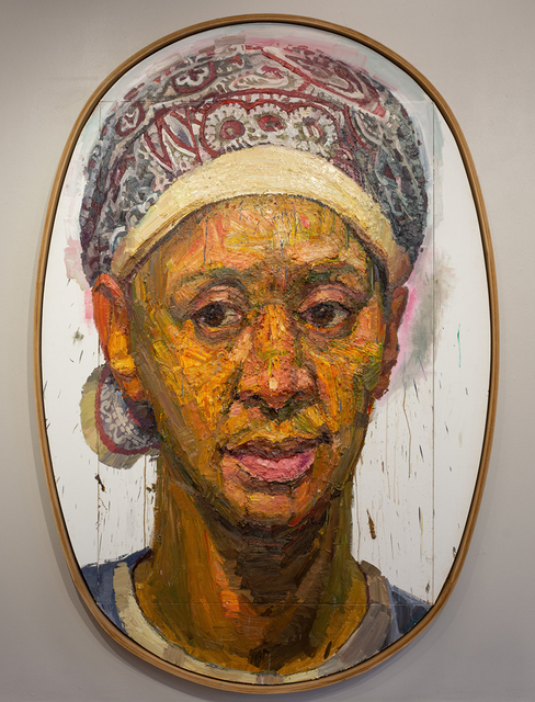 , 'The Family: Letitia,' 2016, Valley House Gallery & Sculpture Garden