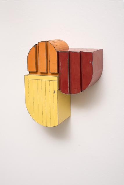 , 'Hard Curve,' 2014, The Schoolhouse Gallery