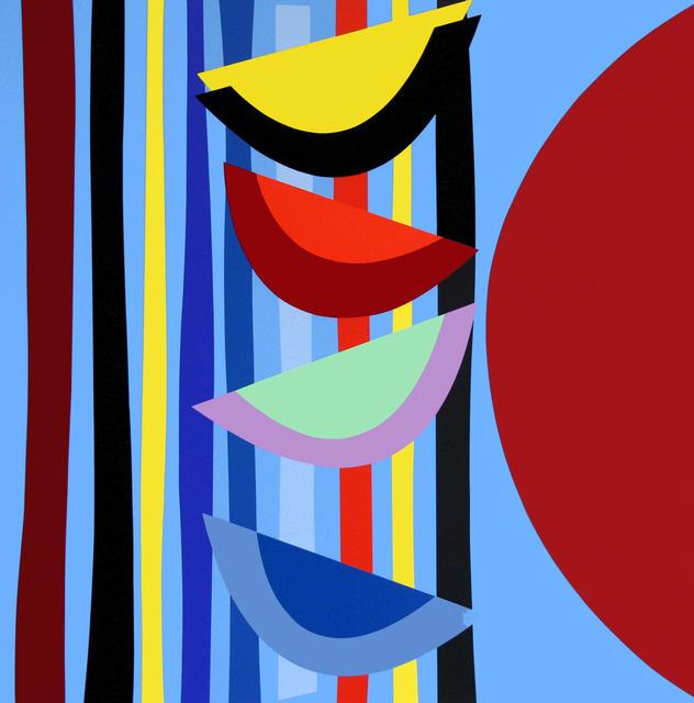 , 'Vertical Rhythms II,' 2003, The Missing Plinth