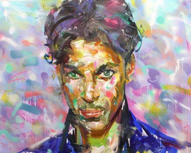 , 'Prince,' 2017, Maddox Gallery