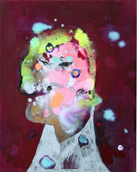, 'Toothless Poet / Poeta desdentado,' 2016, Martin Asbæk Gallery