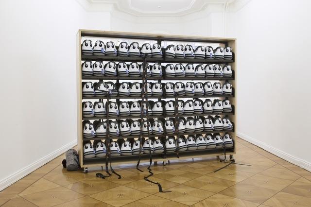 , 'Clone State Bookcase,' 2014, Société