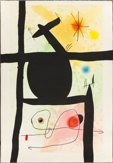 Joan Miró, 'La Calebasse', 1969, Christopher-Clark Fine Art