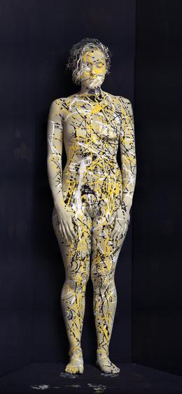 , 'Pollock,' 2011, Metro Pictures
