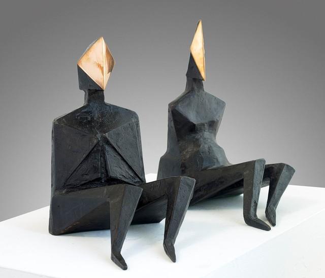 , 'Maquette II Diamond,' 1984, Miriam Shiell Fine Art