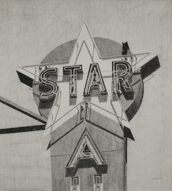 , 'Star,' 1975, Forum Gallery