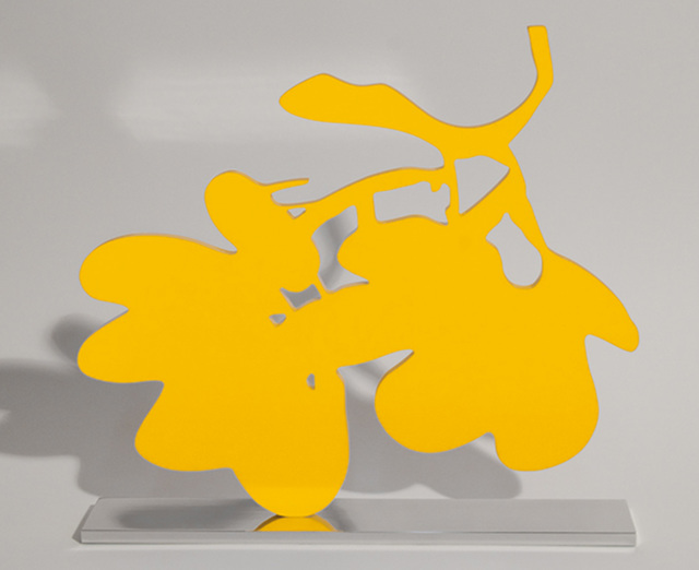 , 'Yellow Lantern Flower,' 2013, William Campbell Contemporary Art, Inc.