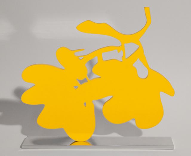 , 'Yellow Lantern Flower,' 2013, William Campbell Contemporary Art, Inc.