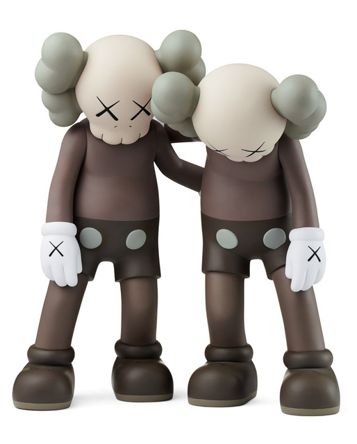 KAWS, 'KAWS Along The Way (KAWS brown companion)', 2019, Lot 180