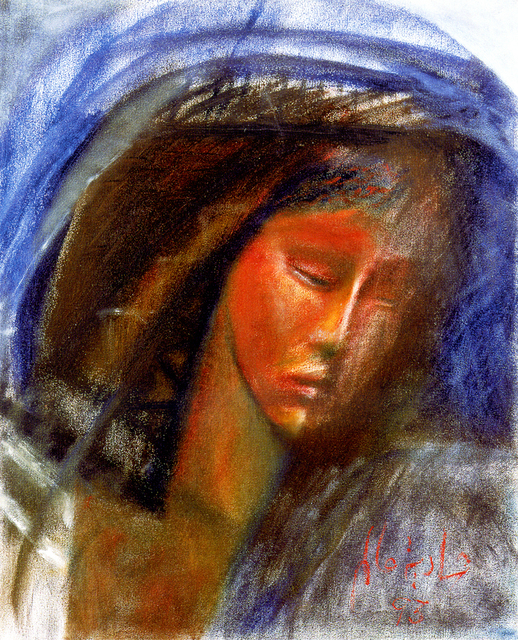, 'Beyond 3,' 1993, Hafez Gallery