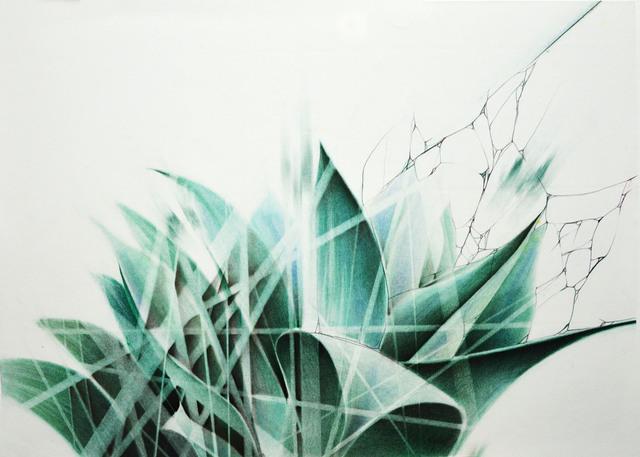 , 'G19/53D,' 2016, Galerie Isabelle Lesmeister