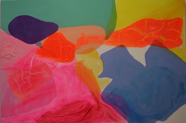 , 'Cool Glide,' 2018, Van Der Plas Gallery