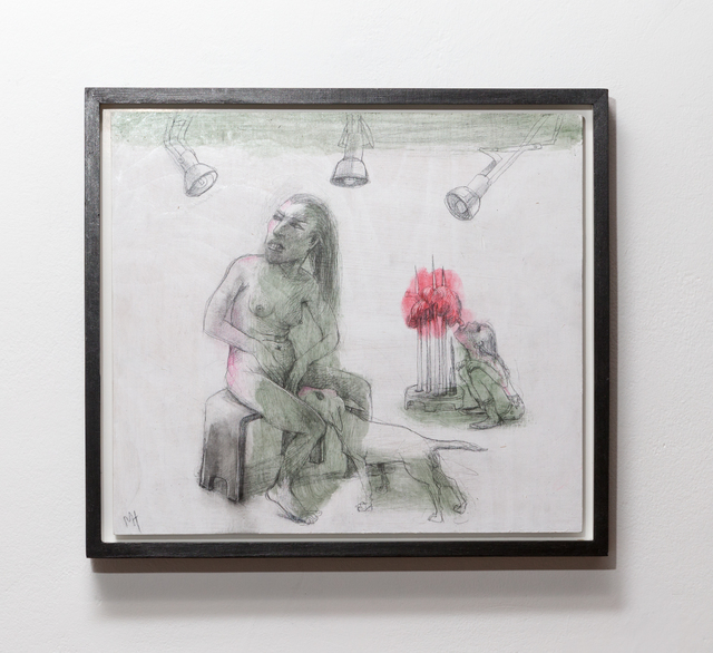 , 'Drawing 43,' 2016, Joanna Bryant & Julian Page