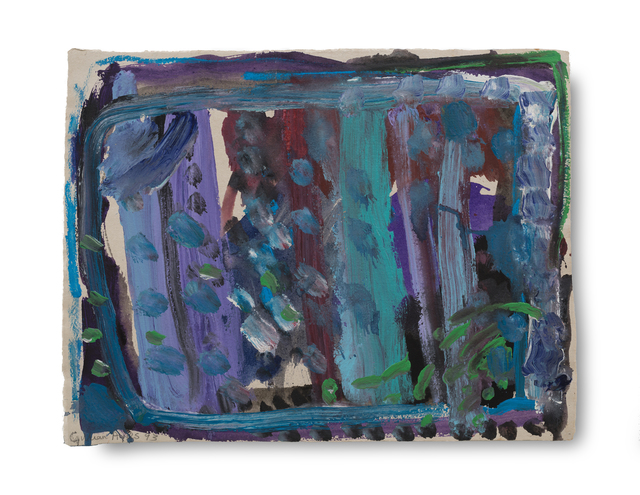 Gillian Ayres, 'Untitled 无题', 1993, PIFO Gallery