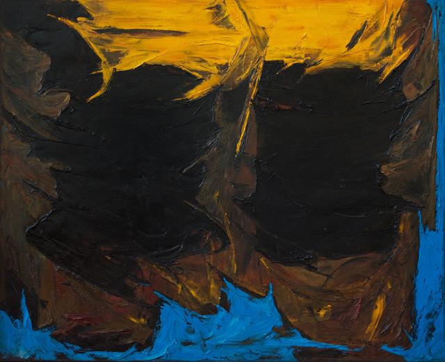 , 'Inquiétude,' 1962, Cosner Art Gallery