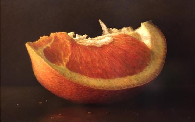 , 'Orange Slice,' , M.A. Doran Gallery