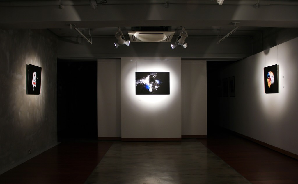 Visages Exhibition View at Mur Nomade, Hong Kong